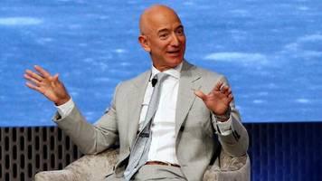 Zehn Milliarden fürs Klima: Amazon-Mitarbeiter sehen Bezos' Spende kritisch
