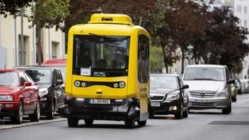 selbstfahrender bus in tegel ab dem sommer wieder im einsatz