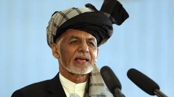 unabhängige wahlkommission: amtsinhaber ghani gewinnt präsidentenwahl in afghanistan
