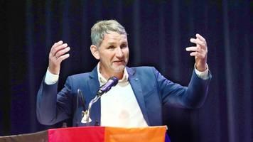 Björn Höcke kommt an KZ-Gedenktag nach Niedersachsen