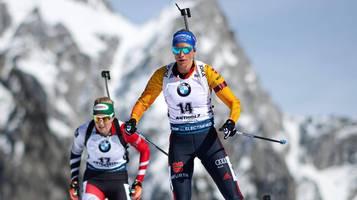Biathlon-WM 2020: Vanessa Hinz verpasst Gold im Einzel um zwei Sekunden