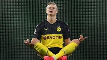 Champions League: Erling Haaland schießt BVB zum Sieg gegen PSG