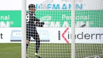 Hannover 96 bindet Nachwuchsstürmer Stehle bis 2022