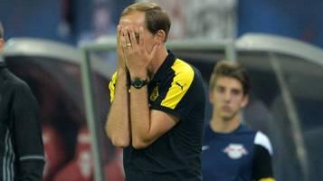 Vor BVB – PSG: Als Tuchel bei Borussia Dortmund die Kontrolle verlor