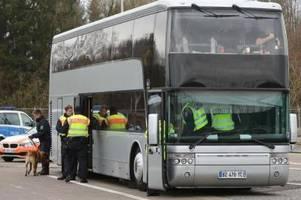 Polizei erteilt 144 PSG-Fans Betretungsverbote für Dortmund