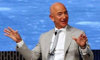 Amazon-Chef spendet zehn Milliarden Dollar für Kampf gegen Klimawandel