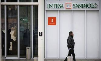 Milliardenschwere Bankenfusion in Italien