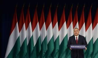 orbán empfiehlt der evp einen rechtsruck