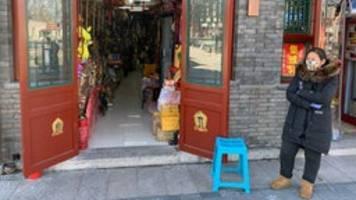 coronavirus in china: das virus kann überall sein