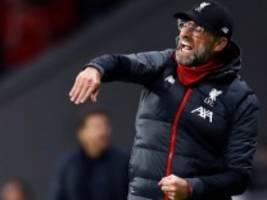 Champions League: Klopp singt den Spaniern Angst ein