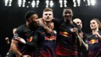 Champions League: RB Leipzig gewinnt in Tottenham