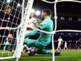 RB Leipzig siegt bei Tottenham Hotspur