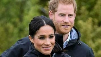 Prinz Harry und Herzogin Meghan: Das Royal in ihrer Marke soll verschwinden