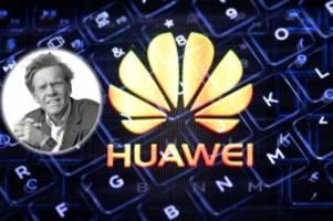 Kommentar: Das Huawei-Problem: Wo bleibt unser eigenes 5G?