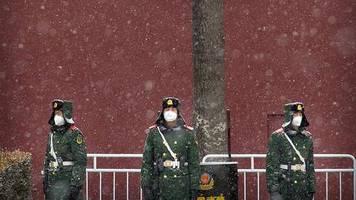 Coronavirus: Nach Kommentar zum Coronavirus: China weist drei Journalisten des Wall Street Journals aus