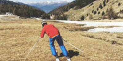 Ski fahren in Zeiten des Klimawandels: Die letzte Abfahrt