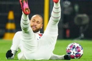 Champions League: Nach Niederlage in Dortmund: Neymar attackiert eigenen Club