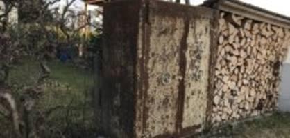 Rickenbach bei Wil TG: Dieser Tresor kann einfach nicht geknackt werden