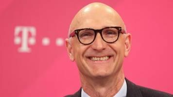 Kontrollgremium: Telekom-Chef Höttges soll Daimler-Aufsichtsrat werden