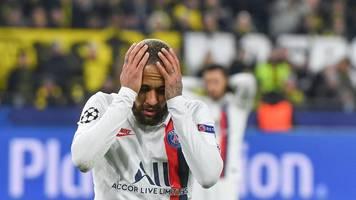 Neymar kritisiert nach Niederlage in Dortmund seinen Club