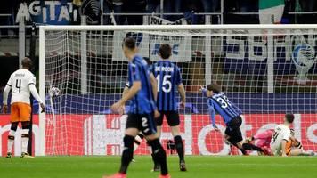 Champions League: Debütant Bergamo auf Viertelfinalkurs - Sieg gegen Valencia