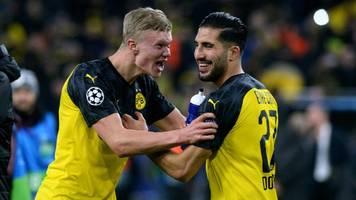 Champions League: Die Pressestimmen zum Sieg von Borussia Dortmund