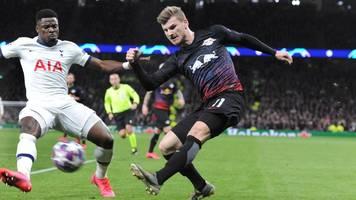 Champions League: Trikotpanne von Timo Werner bei RB Leipzig-Spiel