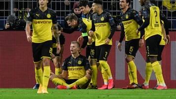 Dortmunder Matchwinner - Spektakel gegen PSG: Naturgewalt Haaland erobert Europa
