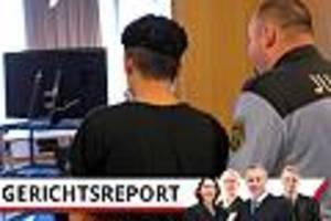 Junger Intensivtäter vor Gericht - 30 Straftaten in 4 Monaten: Zeugen und Opfer schildern, wie Amine J. sie terrorisierte