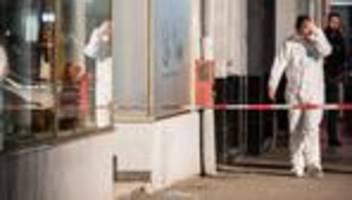 Hanau: Mutmaßlicher Täter ist tot