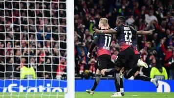 Champions League: Trikotmix in London: Leipzig gegen Tottenham jetzt Favorit