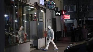 Schüsse in Hanau: Täter hatte offenbar ausländerfeindliche Gesinnung