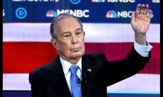 Video: Bloomberg bei seiner ersten TV-Debatte der US-Vorwahlen unter Druck