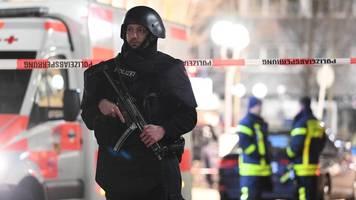 Angriffe auf Shisha-Bars: Elf Tote nach Schüssen in Hanau: Bekennerschreiben und Video aufgetaucht