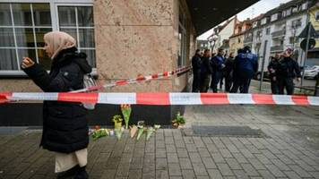 Generalbundesanwalt: Opfer des Anschlags von Hanau hatten Migrationshintergrund