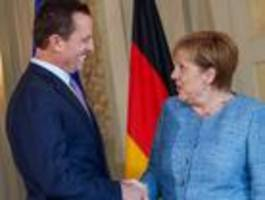 deutschland ist auf richard grenell mehr denn je angewiesen