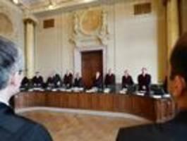 Linke und CDU nehmen Gespräche um unbesetzten Richterposten wieder auf