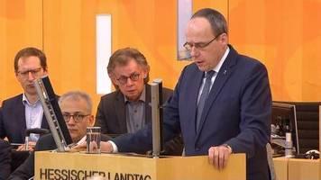 cdu-politiker peter beuth: das sagt der hessische innenminister über den täter von hanau