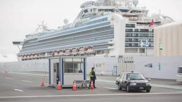 Covid-19: Coronavirus: Zwei Passagiere der Diamond Princess gestorben