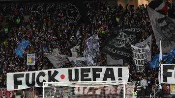 Europa League: Kamada lässt die Eintracht jubeln: Achtelfinale in Sicht