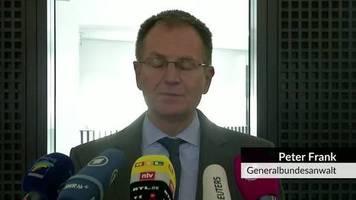 Video: Bundesanwaltschaft nach Anschlägen von Hanau: zutiefst rassistische Gesinnung