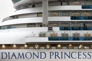 "Coronavirus: ""Diamond Princess""-Passagiere kommen nach Berlin"