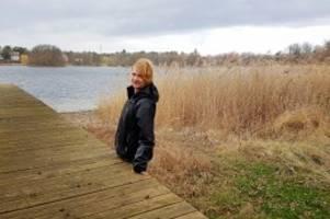 Natur: Anwohner und Bezirk streiten um Stege am Groß Glienicker See