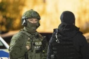 Schüsse in der Nacht: Hessens Innenminister: Verdacht auf Terror in Hanau