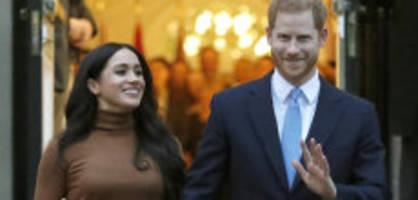 Harry und Meghan : Die letzten Termine als Royals stehen fest