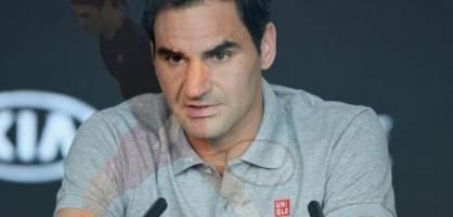 Knie-OP! Roger Federer erst wieder auf Rasen dabei