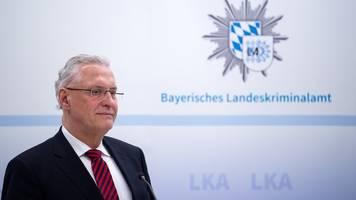 herrmann: täter aus hanau lebte früher in bayern