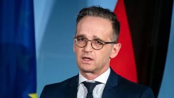 Maas ruft zu verstärktem Kampf gegen rechten Terror auf