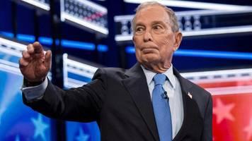 tv-duell der us-demokraten: michael bloomberg ist der verlierer – ein kommentar