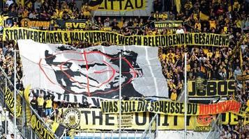 Borussia Dortmund: Nach Hass-Bannern – Hoffenheim verbietet BVB-Fans Stadionbesuch
